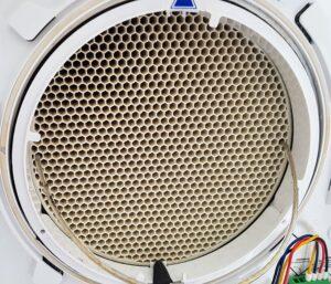 Ceramic heat exchanger